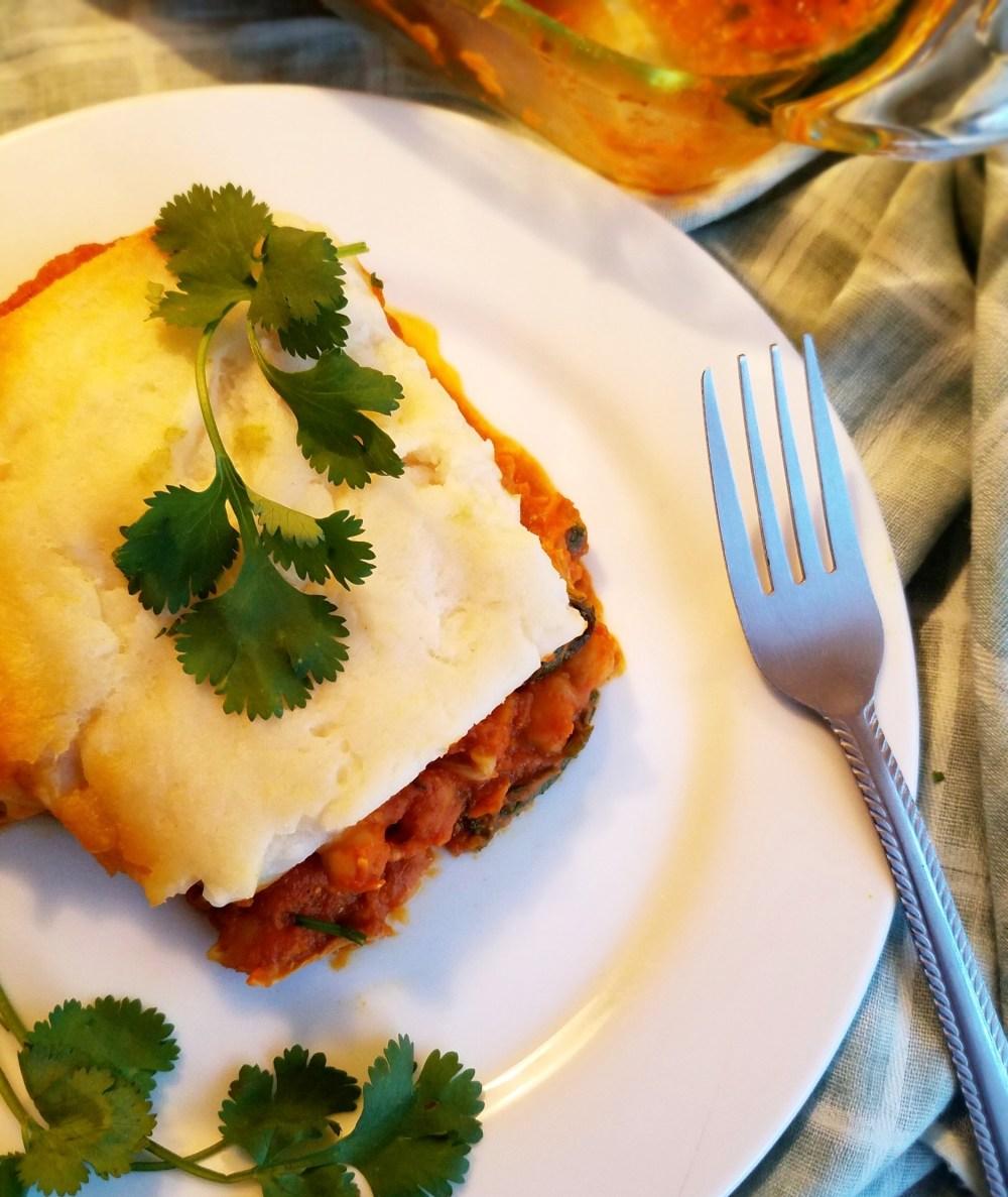 Gluten Free Vegan Shepherd's Pie Recipe