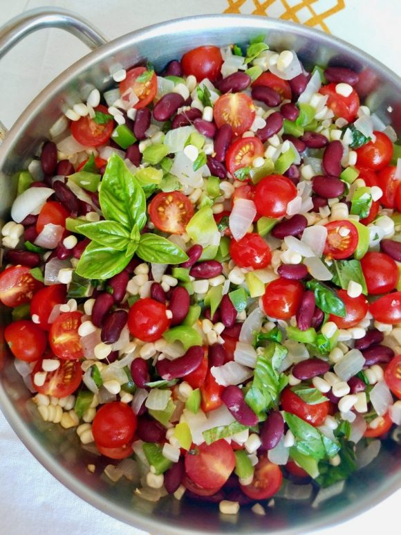 Vegan Succotash Recipes