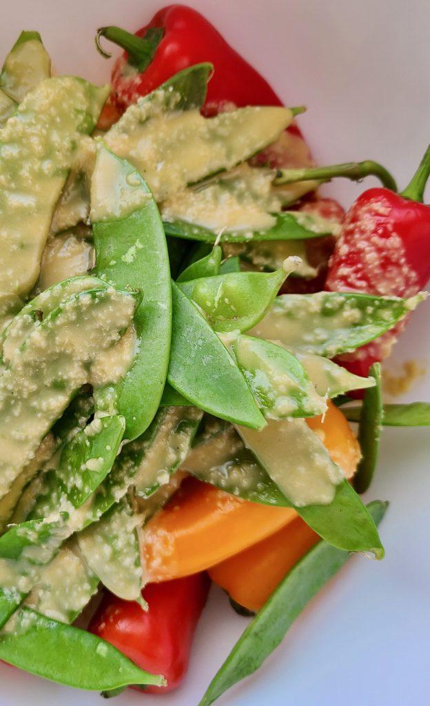 Asian Orzo Salad Recipe
