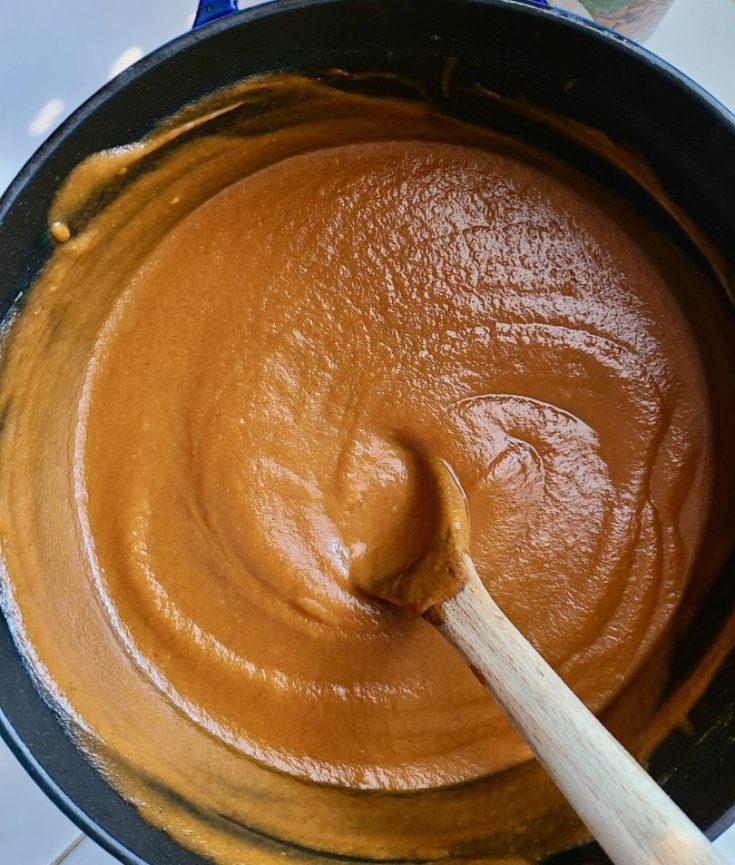 Vegan BBQ Sauce Recipe without Ketchup