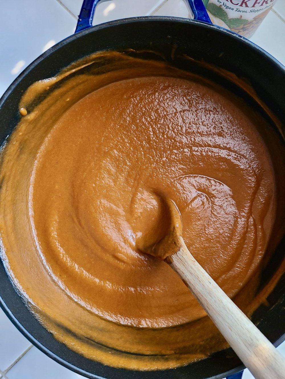 Date Sweetened BBQ Sauce Recipe