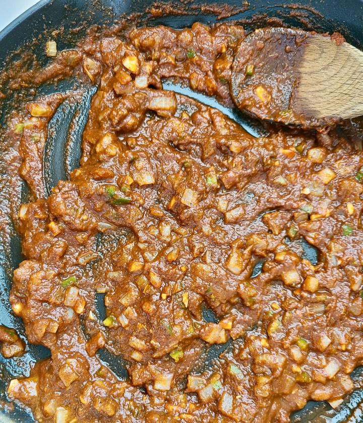 Vegan sloppy joe sauce recipe