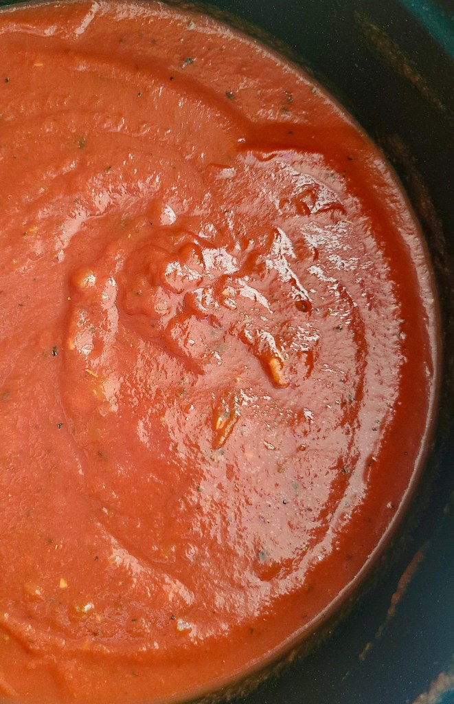 Marinara Sauce Vegan and Gluten Free