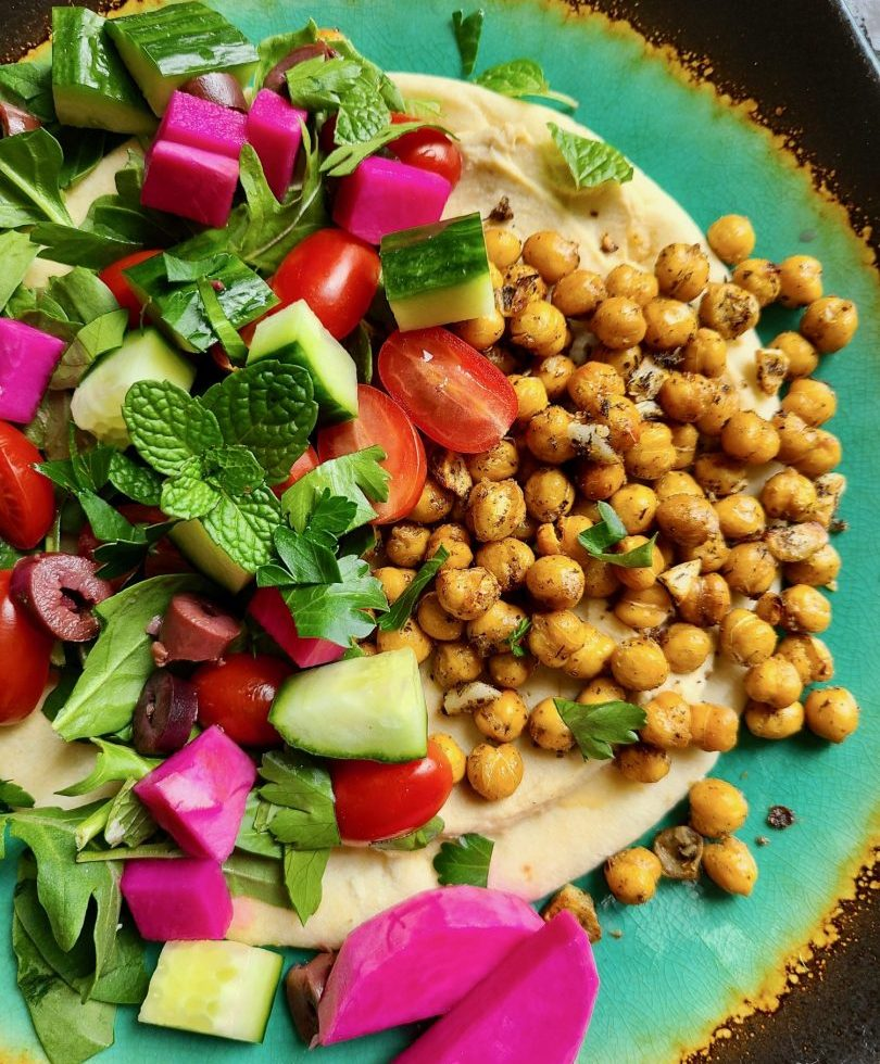 Pita Vegan Recipe