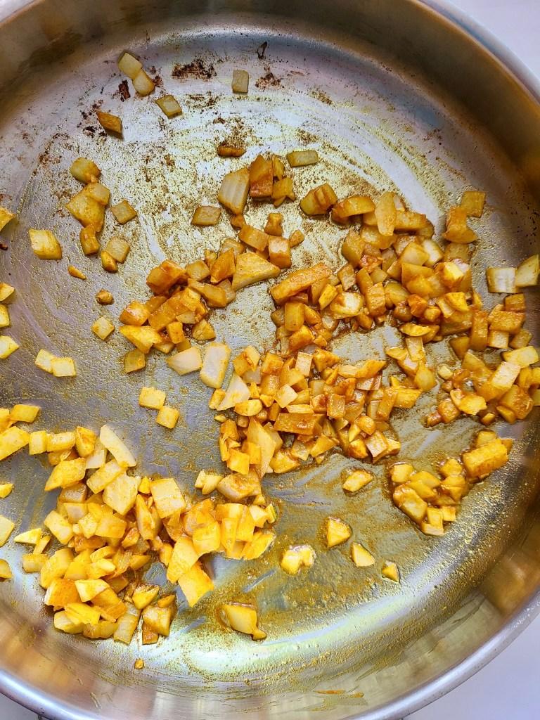 Tofu Scramble Turmeric