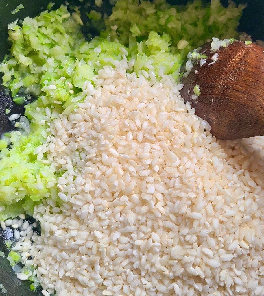 Vegan Recipes with Arborio Rice