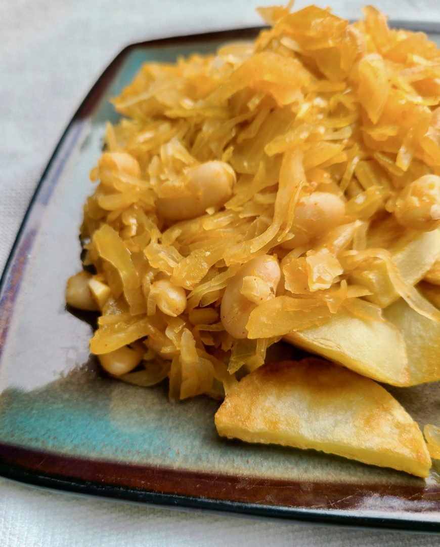 Sauerkraut Recipes with Beans