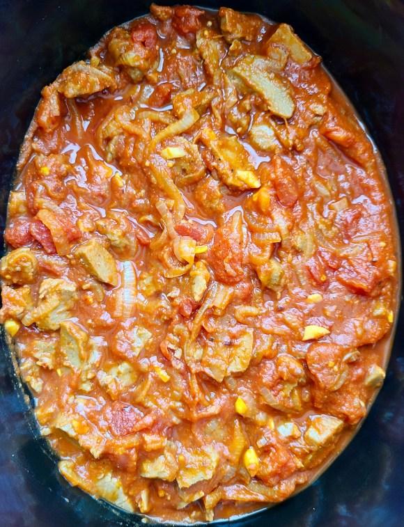 Vegan Stew No Potatoes