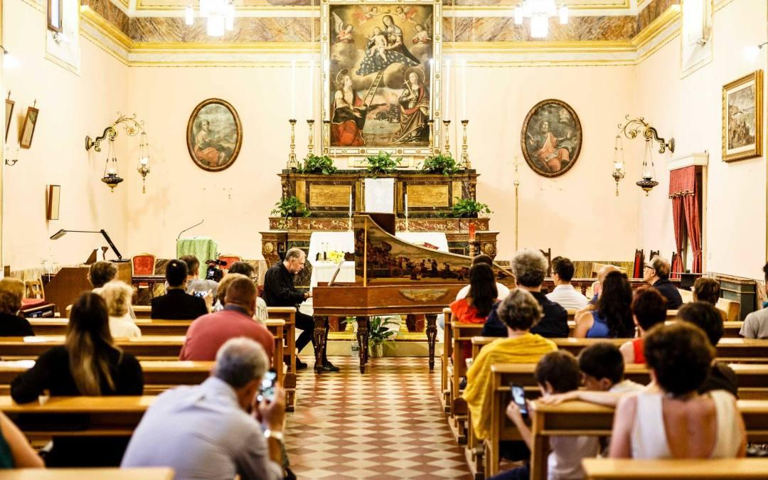 Mario Sollazzo – le Sonate di Scarlatti al Festival Pennisi