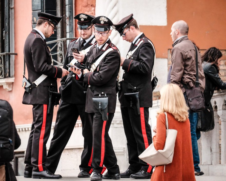 Reparto Mobile Carabinieri