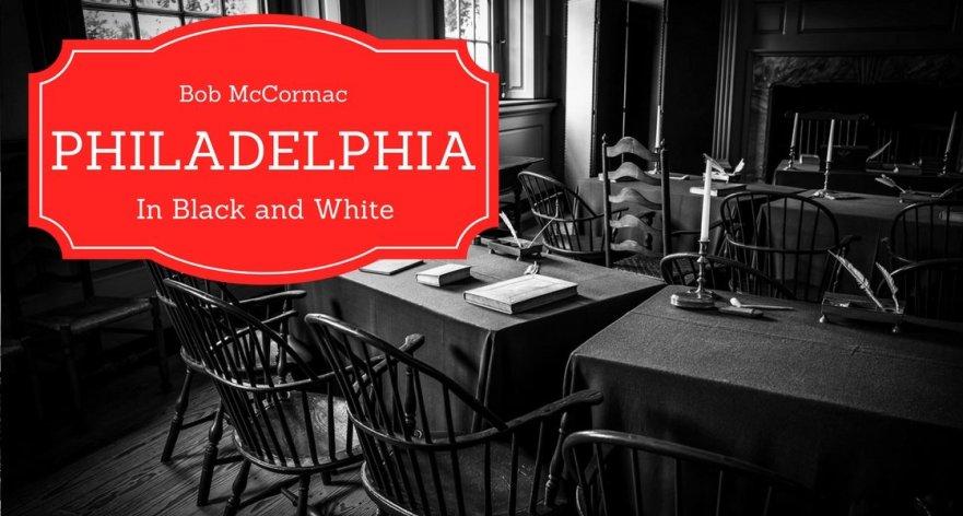 Philadelphia in Black and White