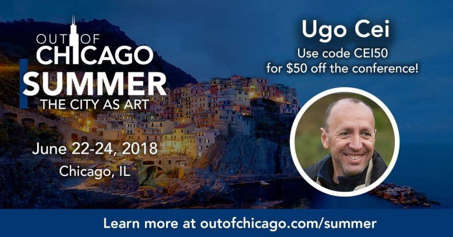 Out Of Chicago 2018 Summer Photography Conference