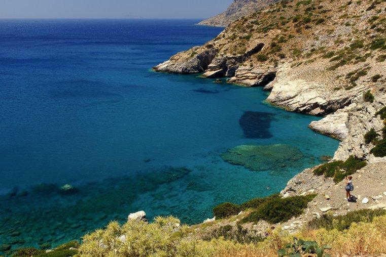 Mouros, Amorgos, Cyclades, Greece