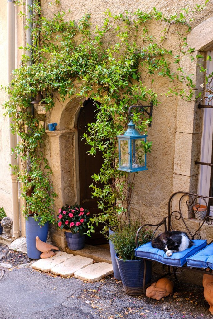 Saint-Julien, Provence, France