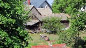 Drohiczyn, stara chata