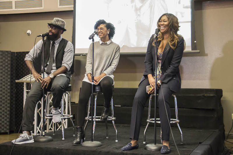 Yolanda Adams Morning Show Press Conference & Celebration Concert