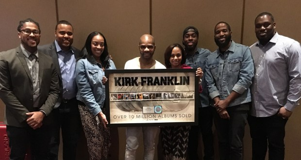 Image result for RCA Inspiration honors Multi-platinum Icon  Kirk Franklin