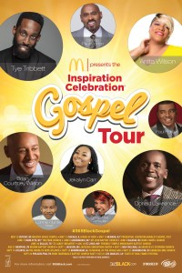 McDonald's Continues to Extend Service into the Community with the 11th Annual Inspiration Celebration Gospel Tour