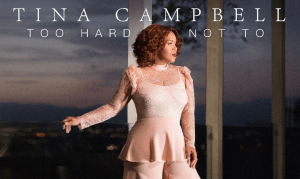 """Tina Campbell shares New MUSIC """"It's Still Personal"""""""