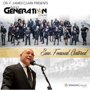 "2X Nominee Dr. F. James Clark and The NextGeneration Choir Prep For Stellar Awards Pre-Show Performance With New Single ""Blessing Me"""
