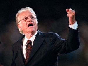 Billy Graham, whose 'matchless voice changed the lives of millions,' dies at 99