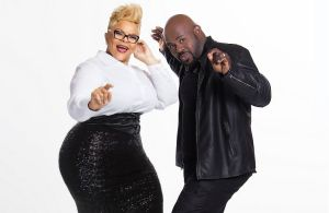 "Entertainment Power Couple David & Tamela Mann Gears Up For ""Merry Wish-Mas"" Coming to TV One"