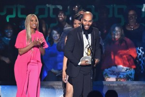 JJ Hairston Wins Big with 6 Stellar Gospel Music Awards