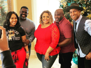 Javen Joins Erica & Warryn Campbell, David & Tamela Mann for TBN TV Special