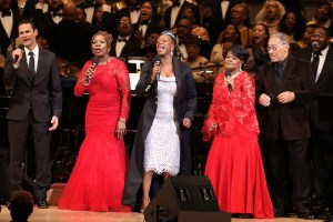 All-Star Lineup Performed To Sold-Out Audience In A Night Of Inspiration Concert At Carnegie Hall On Saturday, December 15