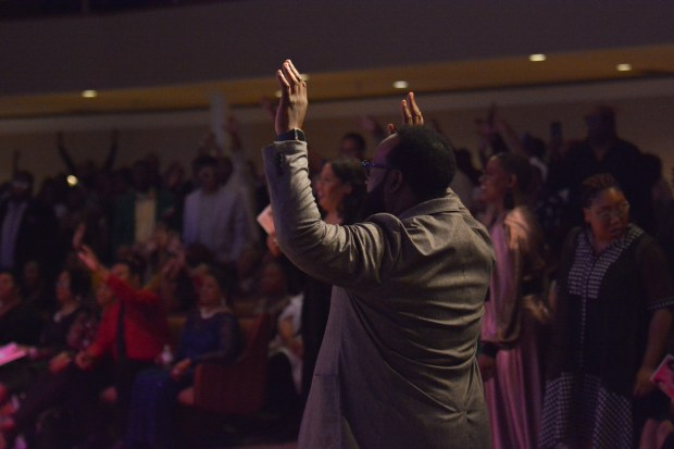 Pastor Shirley Caesar And Psalmist Chrystal Rucker Honored With
