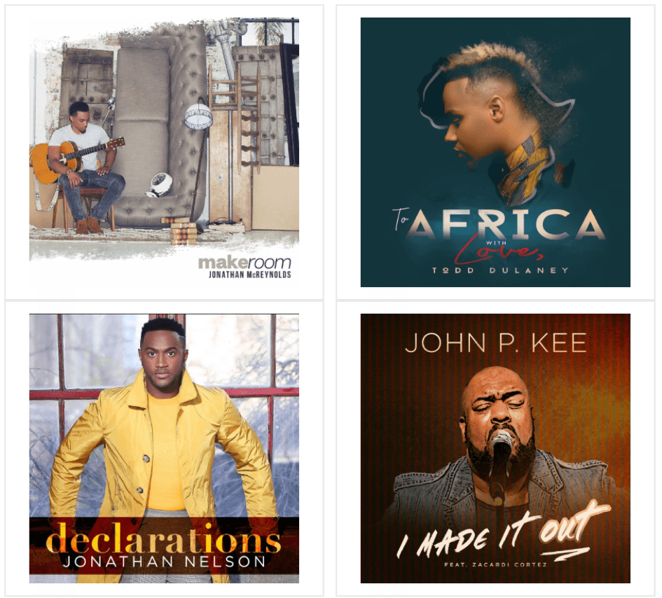 Entertainment One Celebrates 5 Nominations for 50th GMA Dove Awards