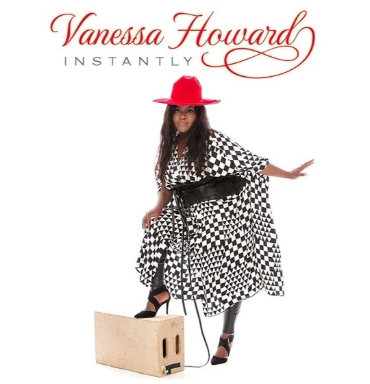 "Enon Music Group Introduces Songstress Vanessa Howard and Forthcoming EP ""INSTANTLY"" / Pre-Order Available"