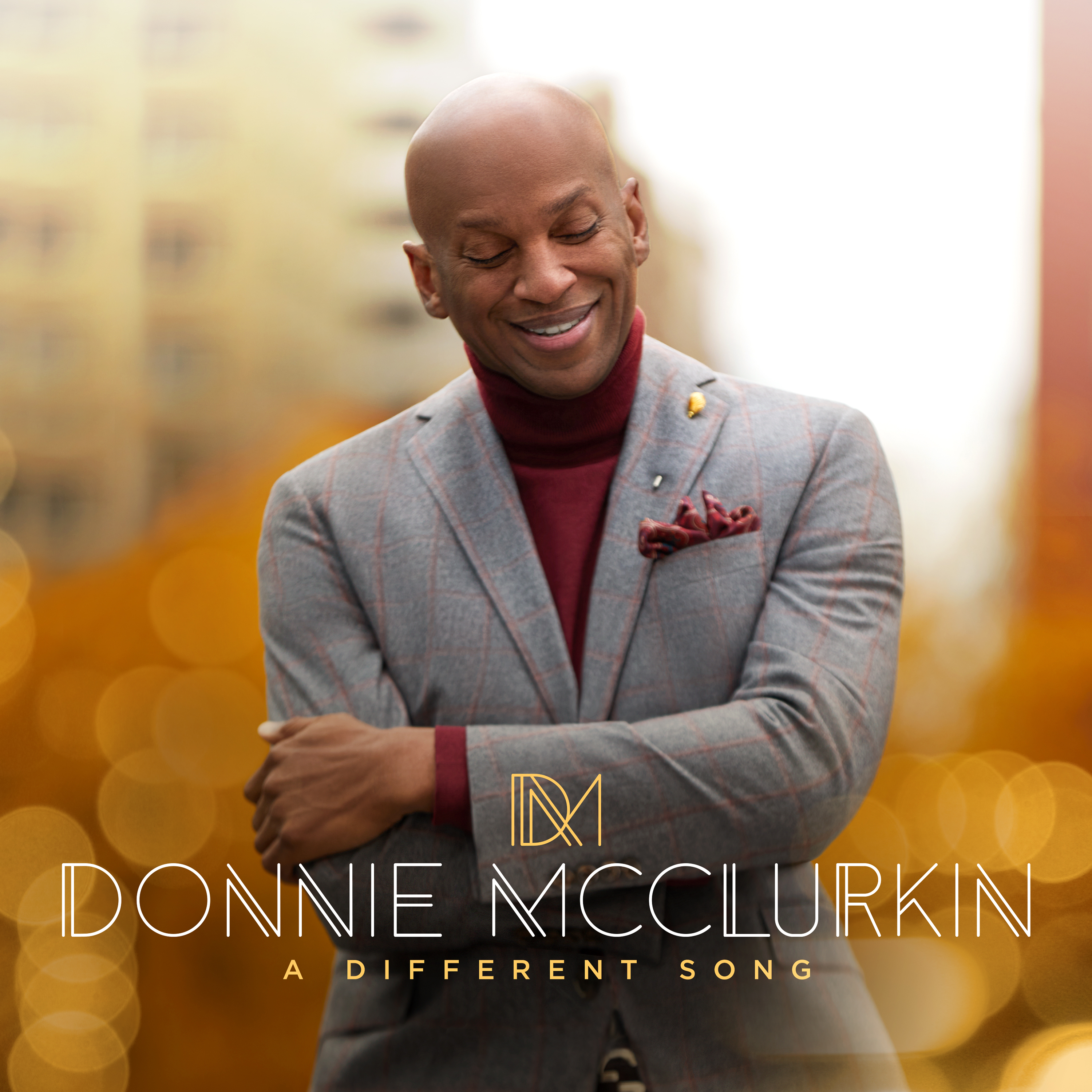 Donnie McClurkin's New Album, A Different Song, Available Now!