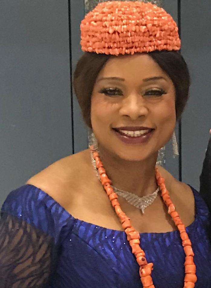 Amb. Dr. Esther Eke-Huber