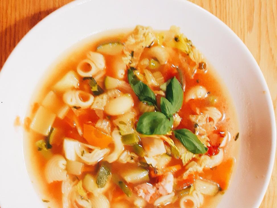 Akademia Kulinarna GoCook i przepis na najlepszą zupę minestrone