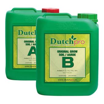 Dutch Pro Grow A+B