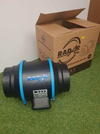 RadAir Extractor fan
