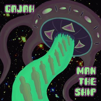Gajah - Man The Ship