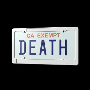 Government Plates by Death Grips