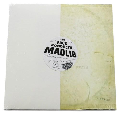 "Madlib - ""Hold The Organ"""