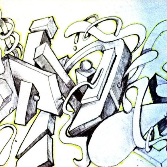 """Bukue One & Sol Zalez – """"White Walls"""""""