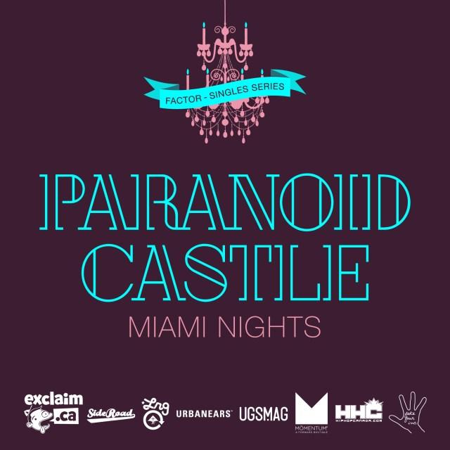 Paranoid Castle - Miami Nights