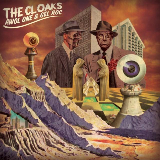 The Cloaks (Awol One & Gel Roc) Prod. by Awkward