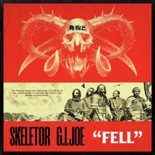 """Skeletor G.I. Joe - """"Fell"""""""
