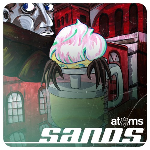 Atoms (Alaska, Cryptic One and Windnbreeze) - Sands