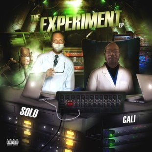 Harn Solo & Caliobzvr - The Experiment EP