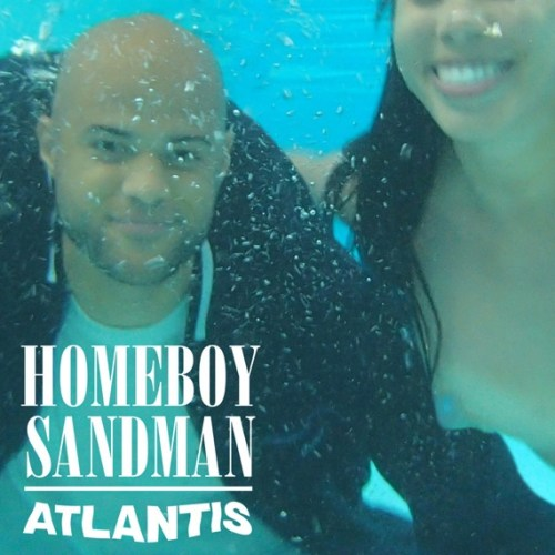 "Homeboy Sandman - ""Atlantis"" prod. by Blu"