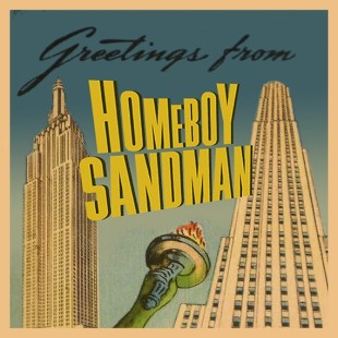 "Homeboy Sandman - ""Holiday"""