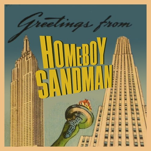 "Homeboy Sandman - ""Holiday"""