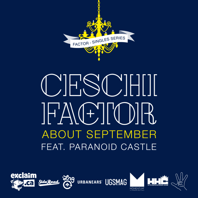 "Factor - ""About September"" feat. Ceschi and Paranoid Castle"